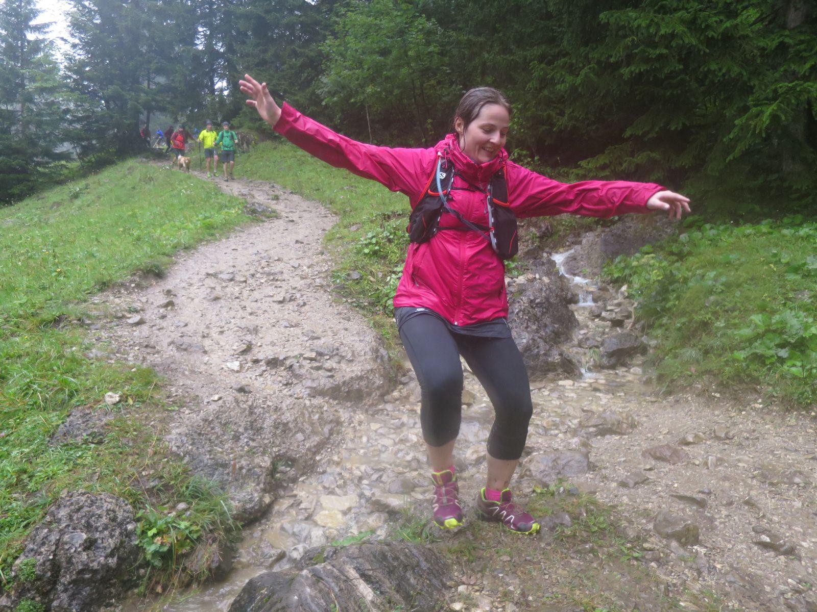 Ein Sommerurlaub. Teil 5 – Karwendelmarsch 2014
